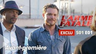 """Découvrez le premier épisode de """"L'Arme Fatale"""", votre nouvelle série sur TF1 ! #avantpremiere"""