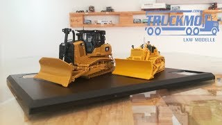 Raupen Evolution Series CAT D7C & CAT D7E 85561 Dicast Masters