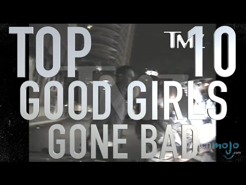 Top 10 Celebrity Good Girls Gone Bad - video dailymotion