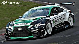 GT SPORT - Lexus RCF GT3 REVIEW