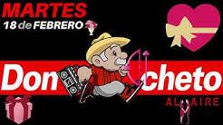DON CHETO AL AIRE |SHOW 18 DE FEBRERO 2020