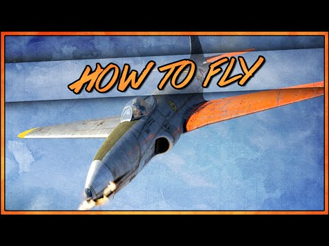 War Thunder RB Gameplay - P-80A-5 - Early Jet Tutorial!