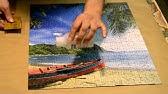 lucrați de la adunarea puzzle acasă