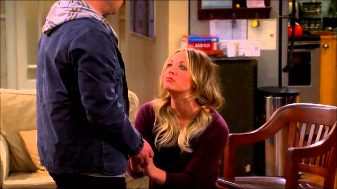 Penny Proposes To Leonard?!?!? (TBBT 7x12