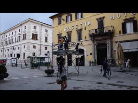 축제( 페루지아 축제), Perugia 1416,    presenta Notizia AJ