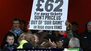 FSF Chairman Malcolm Clarke talks about  Football Ticket Pricing on Talksport