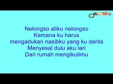 64 Evie Tamala Nelongso Lirik   Details Lyrics   YouTube