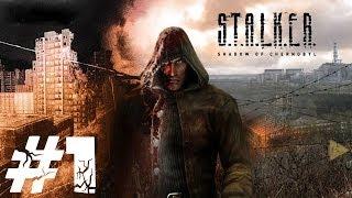 Zagrajmy w S.T.A.L.K.E.R. Cień Czarnobyla #1 - Witamy w Zonie!