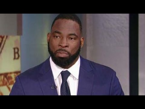 Former NFL player Justin Tuck on importance of education