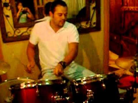 baterista TICO alex mora