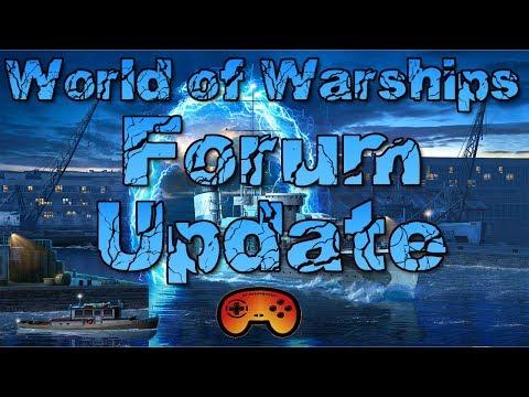 Das Forum UPDATE - Alles NEU 😱 - World of Warships - Deutsch/German
