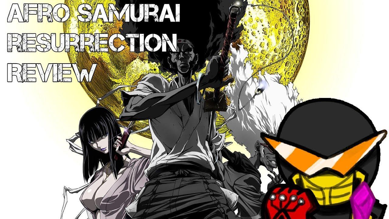 Anime Review Afro Samurai Resurrection Youtube