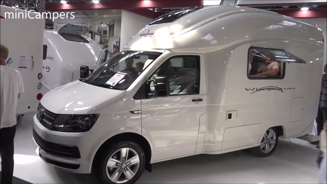 Small Camper - Volkswagen WINGAMM 2018 - YouTube