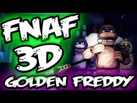 FNAF FREE ROAM 3D GAMEPLAY   Unreal Shift at Freddy's   Five Nights at Freddy's 3D Fan Game