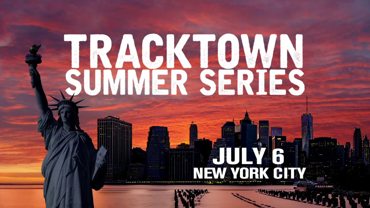 2017 TrackTown Summer Series