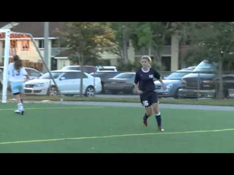Michelle Roque-Paskow 2010 soccer highlights