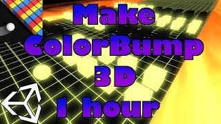 Build a complete Game with Unity 3D - Color Bump (1 Hour)