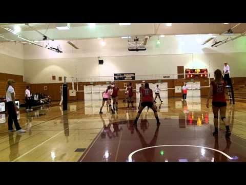 CCCAA Women's Volleyball: Southwestern College vs Palomar College Game 2