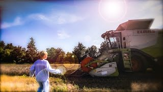 The Story of young Dreams - Claas Lexion