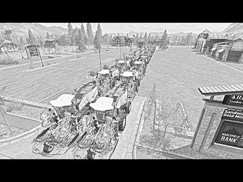 [JOUR 3] ENORME ENSILAGE DE MAIS !!!
