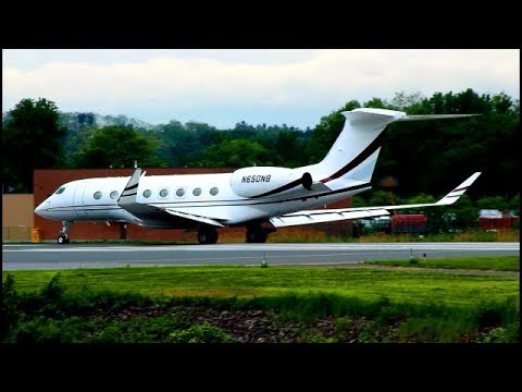 28 MINUTES OF SPECTACULAR, RARE, AND BIZARRE PLANE SPOTTING AT ALBANY