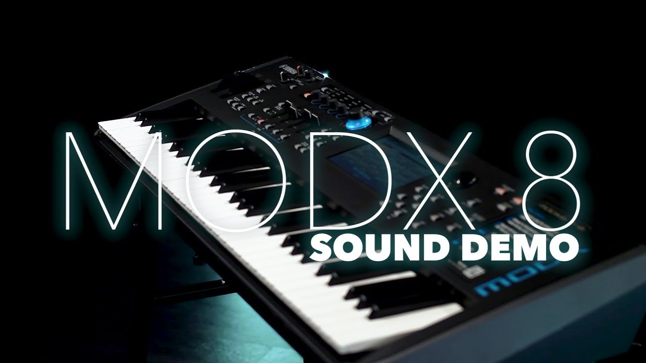 Yamaha MODX-Series | Keyboard Forums