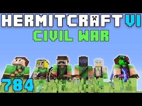 Hermitcraft VI 784 Peacetime Is Over