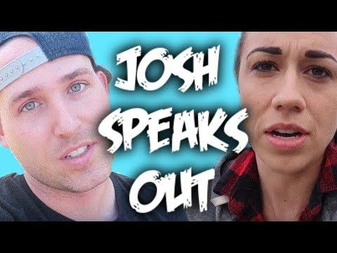 JoshuaDTV Gets Honest // Colleen Ballinger & Josh Evans Update