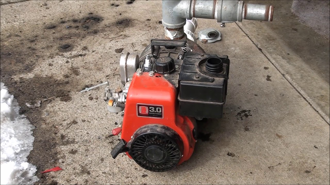 3 0 horsepower tecumseh engine h30 side shaft how to inspect fix carburetor adjustment and tune [ 1280 x 720 Pixel ]