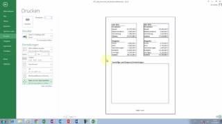 Excel Tipps und Tricks #67 Tabellen auf eine Druckseite skalieren