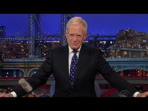 The Last Show With David Letterman