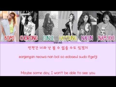 APink - Attracted To U (끌려) [Eng/Rom/Han] Picture + Color Coded HD