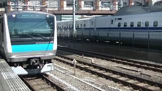 山手線 京浜東北線 東海道線 東海道新幹線