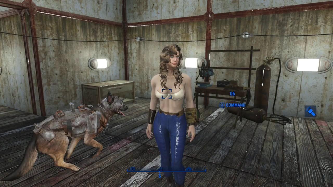 Fallout 4 Modular Vault Jumpsuit Cbbe - raveitsafe