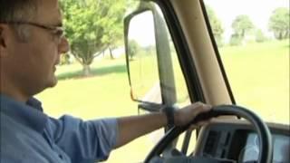 Programa Pé na Estrada - Teste drive caminhão Sinotruk