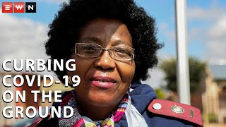 "Mass screenings and testing for COVID19 are being rolled out across the country, especially in the parts where the most vulnerable live… the townships. ""Wash your hands, stay calm, social distance and get screened for COVID19."" These are the messages from healthcare workers at the front line of flattening the curve in SA.   #Healthworkers #Covid19inSA #Coronavirus"
