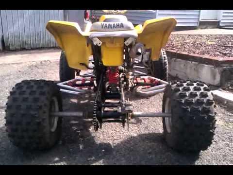 Race ready yamaha blaster for sale - YouTube