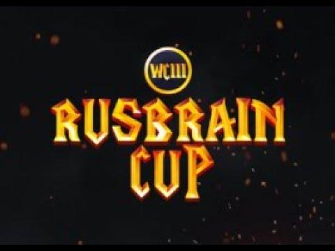Rus_Brain Cup 6 - Qualifier #6 - Semifinal: [O] Cash vs. Chaemiko [H]