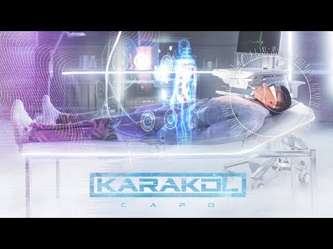 CAPO – KARAKOL (prod. von Jurijgold, Falconi & Paix) [Official Video]