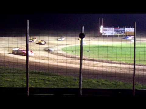 100 3285 2015 07 18 Devils Lake Speedway Late Model Feature