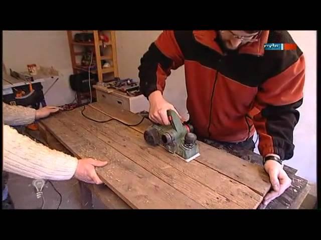 60 Wohnideen mit Europaletten - Palettenmöbel selber bauen