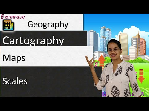 Cartography - Maps and Scale - Fundamentals of Geography