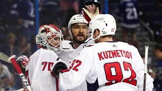НХЛ, герои плей-офф 2018: бесценное трио