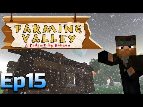 Home Expansion And Upgrade! | Farming Valley Ep15