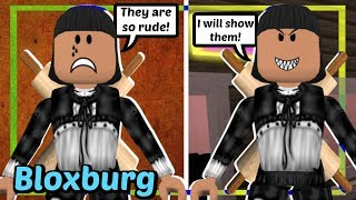 The Maid's Revenge (Sad Roblox story) Bloxburg Roleplay