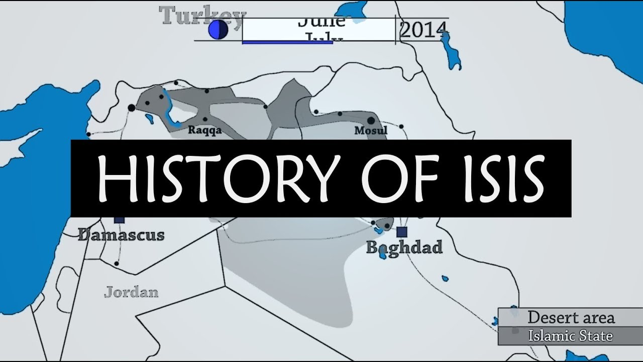 ISIS - summary of the war against Islamic State