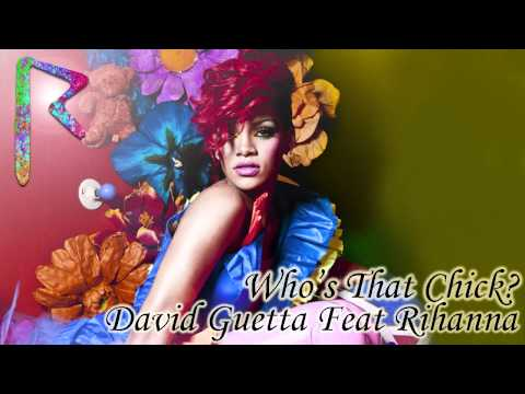 Rihanna Ft. David Guetta - Who's that chick? (Studio Acapella) + Download (HD)