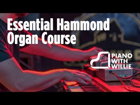 Hammond Organ Basics - Sample 1