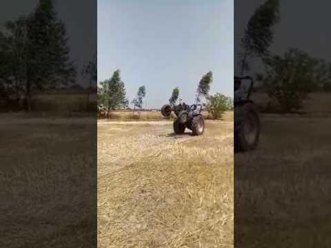 Eicher kali Camero stunt