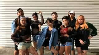 Ru0026B HipHop表演班影片紀錄 DOD dance studio 小晶